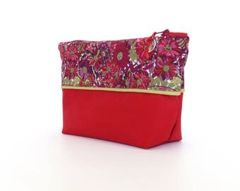 Genuine Liberty Cosmetic Makeup Bag