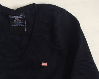 Polo Jeans Co long sleeve shirt by Ralph Lauren size m