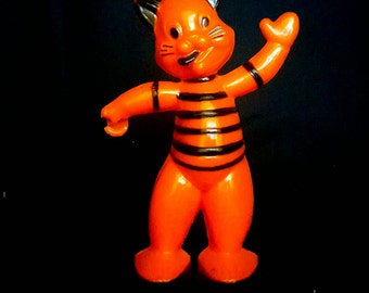 Vintage Tiger Candy Dispenser