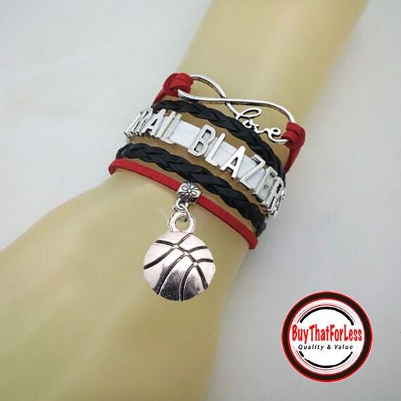 PORTLAND Leather Bracelet-U Choose CHARM +Discounts & FREE Shipping*