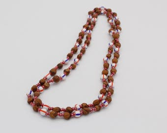 Southwestern Ghost Beads
