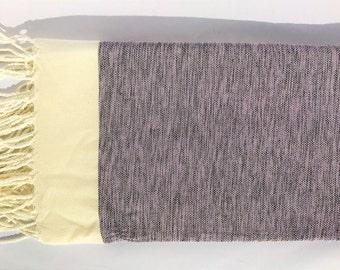 TURKISH TOWEL- Pestemal, Peshtemal, Beach Towel, Fouta,Best Towel, Towel, Turkish Bath Towel, Peshtemal Towel, Hammam Towel