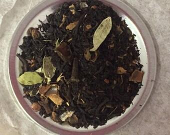 Handmade Chai Teas: Set of 12 Tea Bags