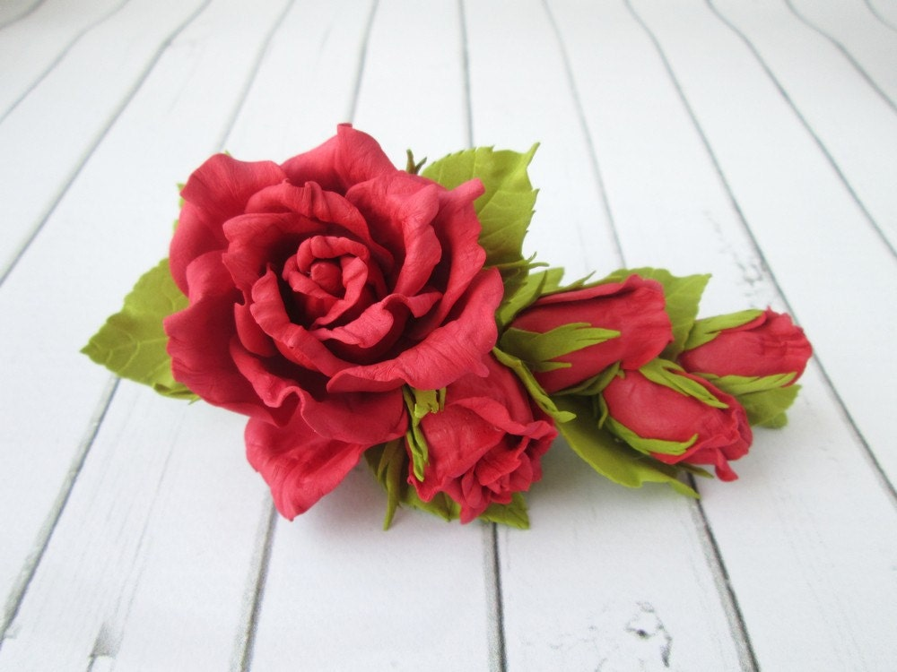 Find great deals on eBay for Rose Hair Clip in Hair Accessories for Women. Shop with confidence.