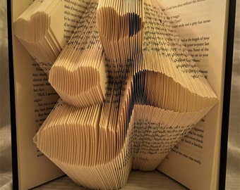 Musical Book Folding - Music Notes