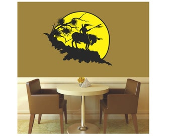 Full Color Wall Decal