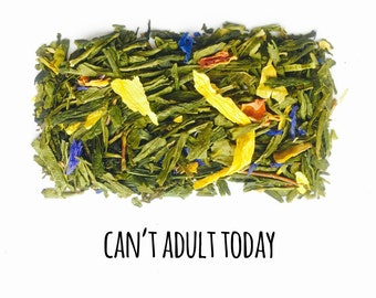 Can't Adult Today - Test Tube Tea