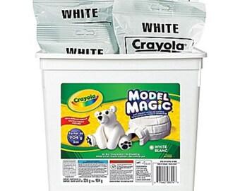 8 oz Model Magic: make Butter slime!