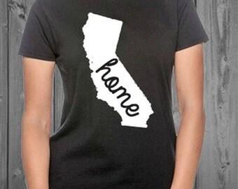California Home-Unisex Shirt, California Pride, Cali Pride,  California Shirt