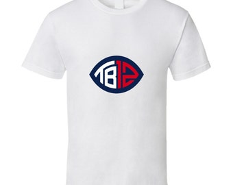 Tom Brady New England Football Tshirt