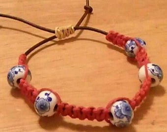 Imperial Hemp Bracelet