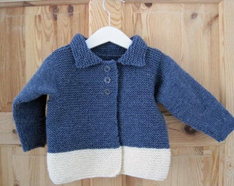 Girls Knitted Jacket / Cardigan
