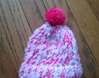 Newborn Knitted Hat