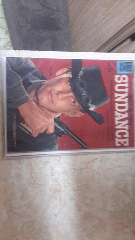 Sundance 1960 comic book earl holliman