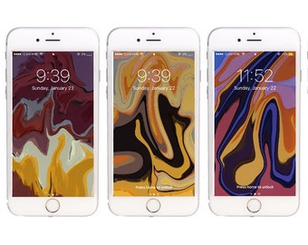 3 Sunset Colors Wallpapers for iphone 5,5s,6, 6 plus, 6s, 6s Plus