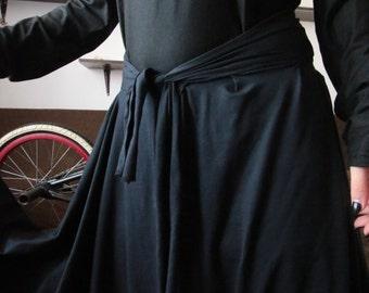 The Hinja Pants / Samurai Swag / Unisex Clothing /  Creative Wear / Ninja Coziness / Warrior Fashion / Assassin Mojo  / The Gift