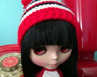 Blythe Stripes Hat.