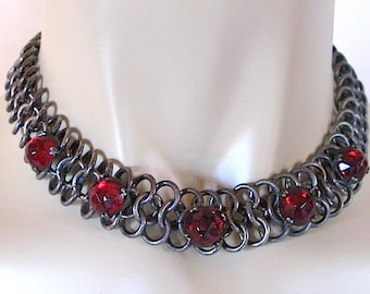 vintage art deco necklace and earrings set vauxhall