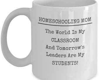 Homeschooling Mom: My Classroom and My Students