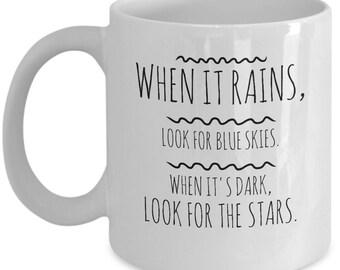Inspirational Coffee Mug, Perfect Mug, Inspirational Quote Mug, Motivational Mug