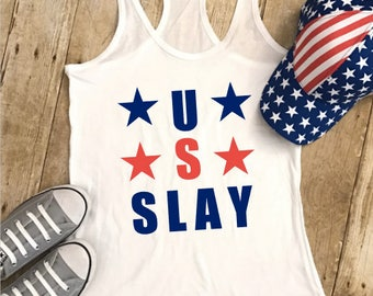 FOURTH of JULY TANK!!