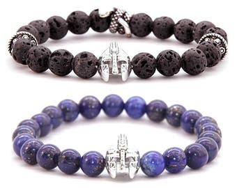 man - Pack - men - father's day jewelry bracelet