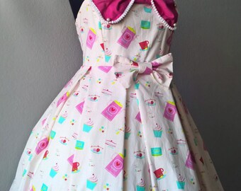 mei in all sizes sweet lolita dress