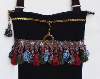 Handmade bags. Exclusive designs (we do only 1 bag per model)