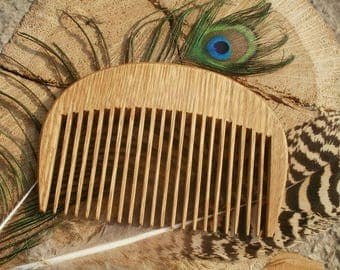 Wooden comb, Hair crest, Wooden crest, Decorative Combs, Hair accessories, Natural materials, Eco friendly item