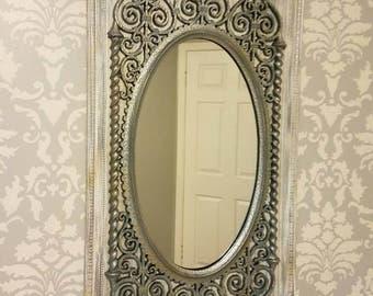 Custom Ornate Framed Mirror
