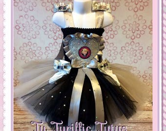 Kristoff Tutu Dress - Knee Length