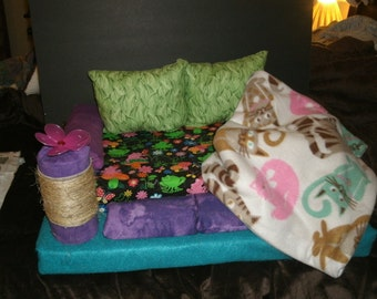 Custom Cat Beds MADE TO ORDER