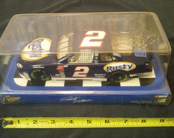Rusty Wallace #2 NASCAR Diecast Car 50%OFF