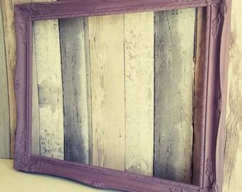Open frame, empty frame, picture frame prop, photo frame prop, photo prop frame, chalk painted frames, backless frame, baroque frame