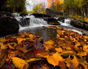 Fall at Devil's River
