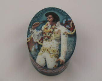 Elvis Music Box - Blue Suede Shoes - Elvis Greatest Hits Music Box Collection by Ardleigh-Elliott 1992