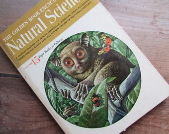 The Golden Book Encyclopedia of Natural Science Volume 15