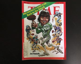 Time Magazine October 16 1972