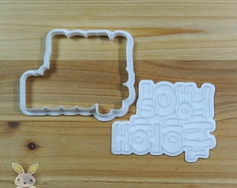 Happy Birthday in Korean Cookie Cutter and Stamp