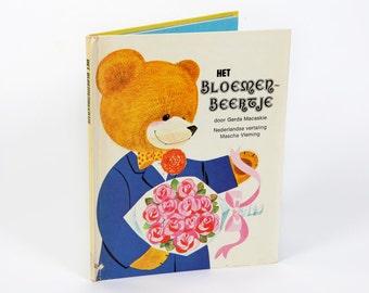 Vintage children's books-the blossom Babu