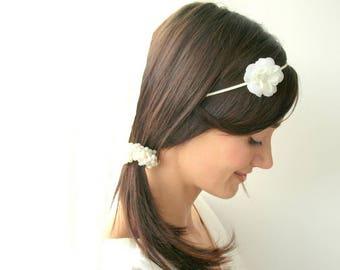 Wedding headband, flower headband, bridal headpiece, flower headpiece, bridal pastel flower hair jewelry, bridal floral tiara, wedding crown