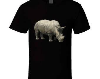 Rhinoceros T Shirt