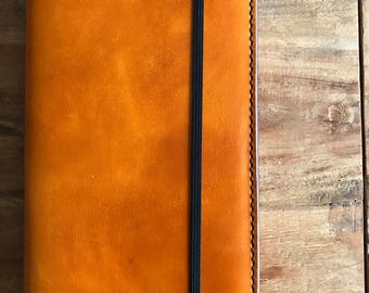 Moleskine cover, Moleskine notebook, leather Moleskine cover, personalized gift, leather journal, personalised leather, personalised gift
