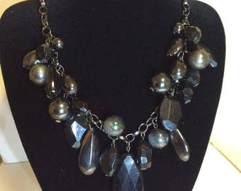 Over Sized Bead Necklace