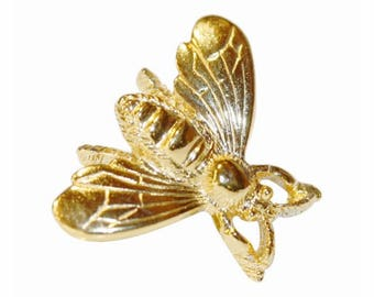 Brooch VINTAGE - bee