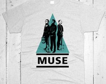 Muse Band Men T-shirt