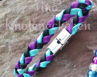 Bracelet from Paracord