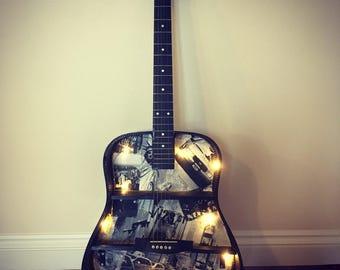 Guitar display unit