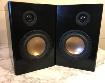 HiFi Stereo Bookshelf Speakers - Overnight Sensations