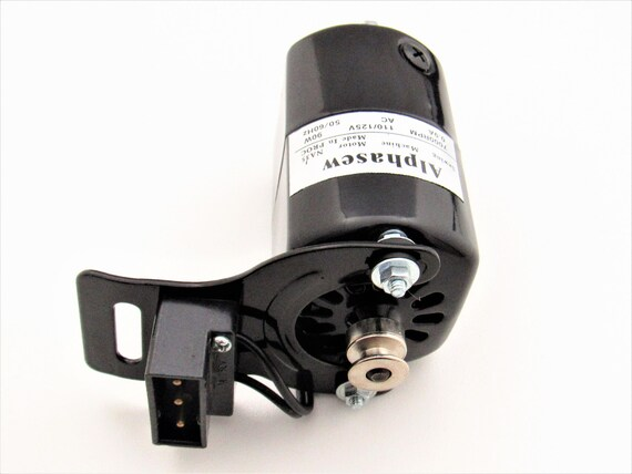 Alphasew sewing machine motor with electronic control 9 for Singer sewing machine motor controller